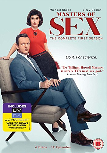 Masters of Sex - Season 1 [DVD] from Sony Pictures Home Entertainment