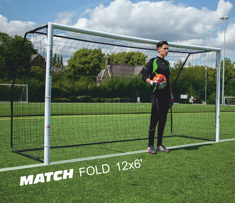 Match Fold 12 x 6ft Football Goal from Match fold
