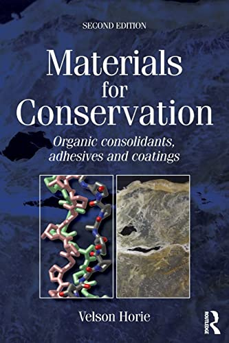 Materials for Conservation from Routledge