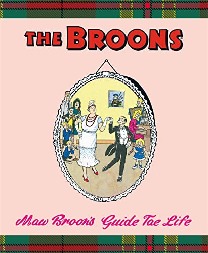 Maw Broon's Guide Tae Life from Broons Books (Incorporating Oor Wullie)