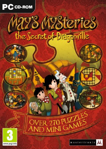 May's Mysteries: The Secret of Dragonville (DVD-ROM) from Mastertronic