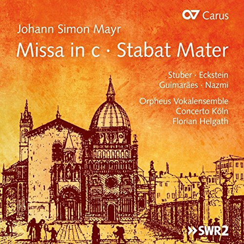 Missa In C-Stabat Mater from Carus