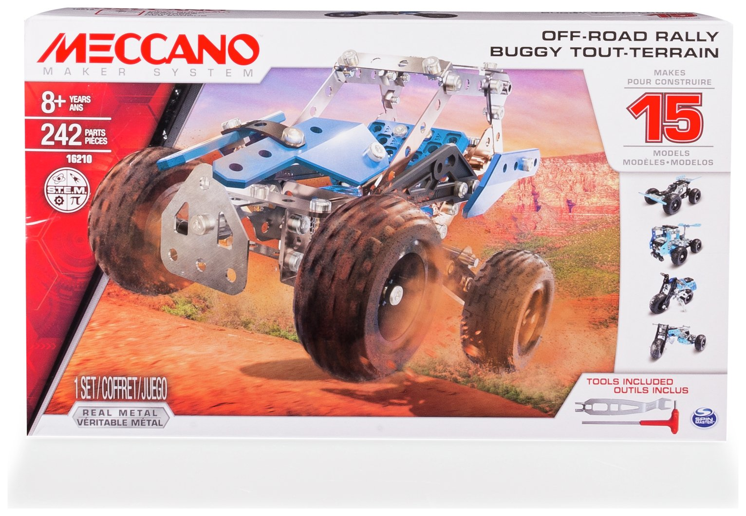 Control Your Meccano Models Or Anything Else From Windows Pc Find Offers Online And Compare Prices At Wunderstore 15 In 1 Model Motorcycles Set