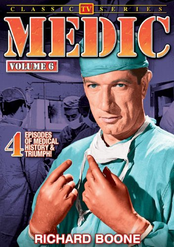 Medic - Volume 6 (DVD-R) (1954) (All Regions) (NTSC) (US Import) from Alpha Video
