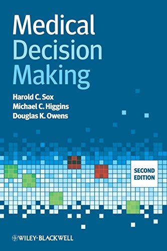 Medical Decision Making 2e from John Wiley & Sons