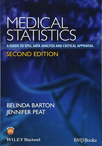 Medical Statistics - A Guide to SPSS, Data Analysis and Critical Appraisal 2e from BMJ Books