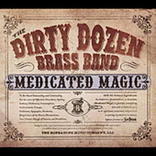 Medicated Magic from Rope a Dope