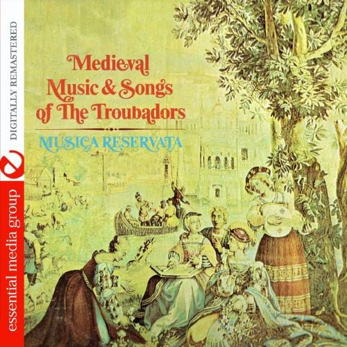 Medieval Music and Songs of the Troubadors