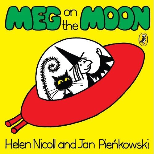 Meg on the Moon (Meg and Mog) from Puffin