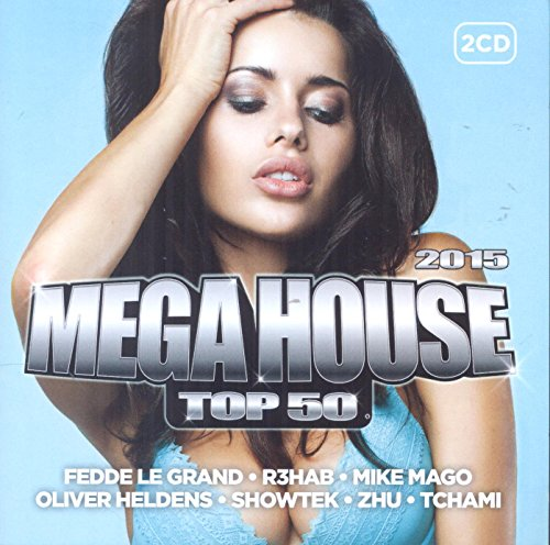 Mega House Top 50 - 2015
