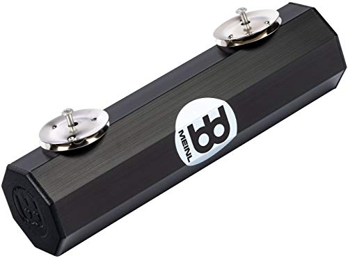 Meinl Aluminum Jingle Shaker - Black from Meinl
