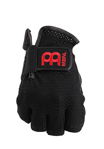 Meinl Drummer Gloves X-Large - Black from Meinl