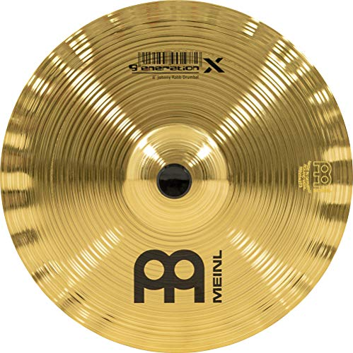 Meinl Generation X 8 inch Drumbal Cymbals from Meinl