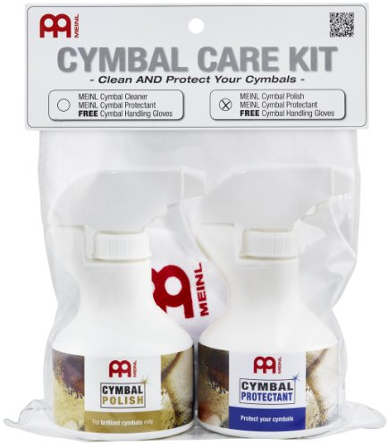 Meinl MCCK-MCP Cymbal Care Kit from Meinl