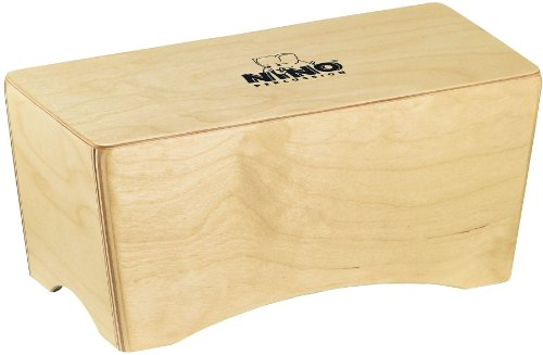 Meinl NINO931 Nino Bongo Cajon - Natural from Meinl