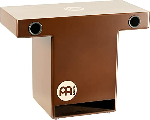 Meinl TOPCAJ2WN Turbo Slap-Top Cajon - Walnut from Meinl Percussion