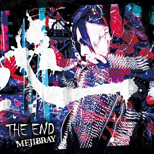 Mejibray - The End (Type A) (CD+DVD) [Japan LTD CD] WSG-75 from Indies Japan