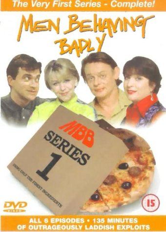 Men Behaving Badly: Series One [DVD] [1992] from Fremantle Home Entertainment