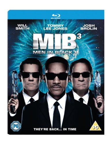 Men In Black III (Blu-ray + UV Copy) [2012][Region B+C] from Sony Pictures Home Ent.