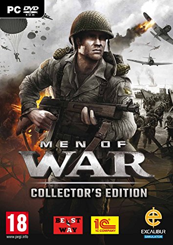 Men of War: Collector's Pack (PC DVD) from Excalibur Games