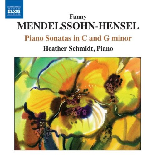 Mendelssohn-Hensel: Piano  Sonatas (Piano Sonatas in C and G Minor)