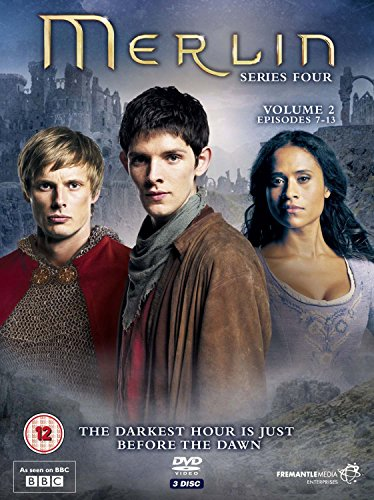 Merlin Series 4 - Volume 2 BBC [DVD] from Fremantle Home Entertainment