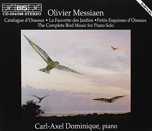 Messiaen: Complete Bird Music for Piano Solo