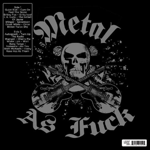 Metal As Fuck [VINYL]