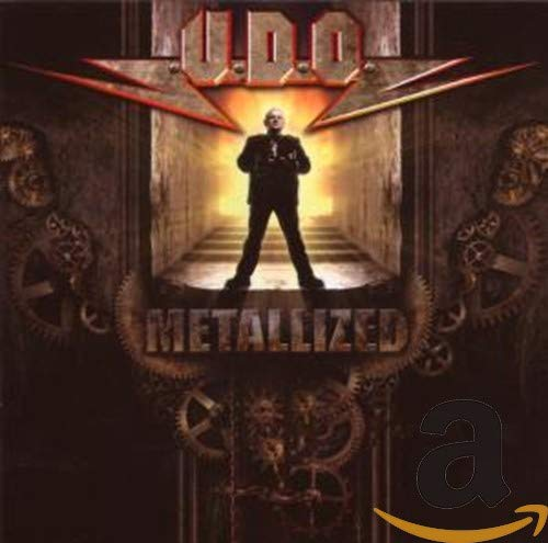 Metallized: the Best of Udo from AFM