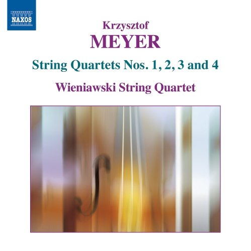 Meyer: String Quartets Nos. 1-4 [Wienawski String Quartet] [Naxos: 8573165]