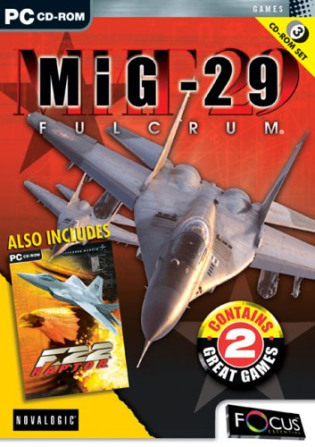 MiG29 Fulcrum & F22 Raptor from FOCUS MULTIMEDIA