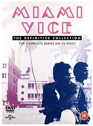 Miami Vice: The Complete Collection [DVD] from Universal Pictures