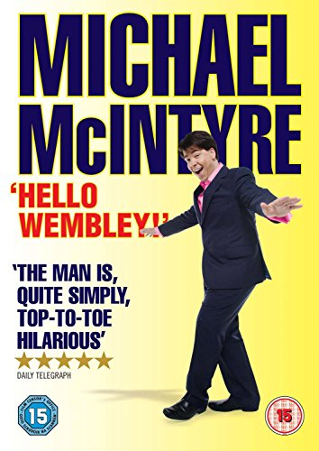 Michael McIntyre Live 2009: Hello Wembley! [DVD] from Universal Pictures