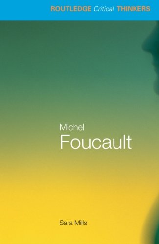 Michel Foucault (Routledge Critical Thinkers) from Routledge