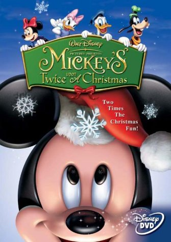Mickey's Twice Upon A Christmas [DVD] from Disney