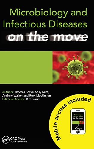Microbiology and Infectious Diseases on the Move (MOTM) from CRC Press