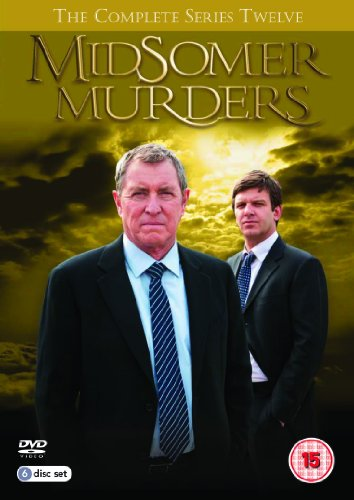 Midsomer Murders: The Complete Series Twelve [DVD] from Acorn Media