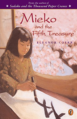 Mieko and the Fifth Treasure from Puffin Books