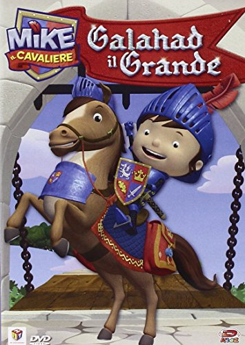Mike Il Cavaliere #02 - Galahad Il Grande [Italian Edition] from Dynit Kids
