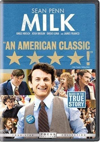 Milk [DVD] [2008] [Region 1] [US Import] [NTSC] from Universal Studios