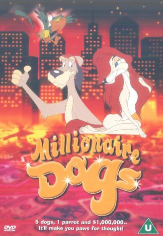 Millionaire Dogs [DVD] from Cinema Club