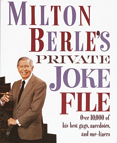 Milton Berle's Private Joke File from Crown Publications