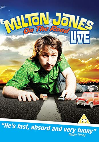 Milton Jones Live - On The Road [DVD] from Spirit Entertainment Limited