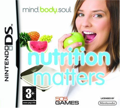Mind, Body & Soul: Nutrition Matters (Nintendo DS) from 505 Games