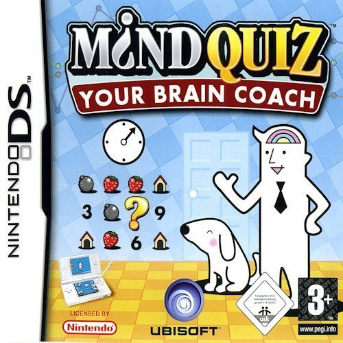 Mind Quiz Your Brain Coach Game DS from UBI Soft
