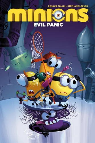 Minions HC Vol.2 Evil Panic from Titan Comics
