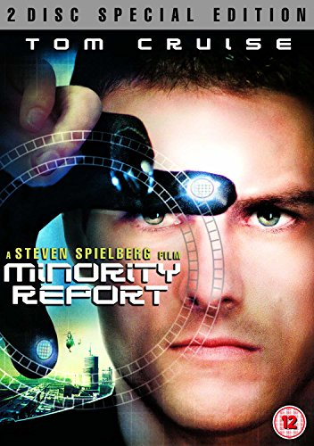 Minority Report - 2 Disc Special Edition [DVD] from Twentieth Century Fox