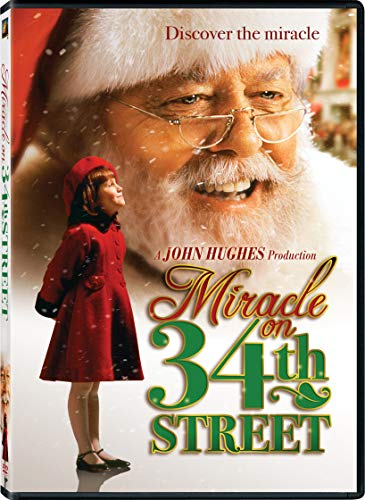 Miracle On 34th Street 1994 [DVD] [Region 1] [US Import] [NTSC] from Tcfhe