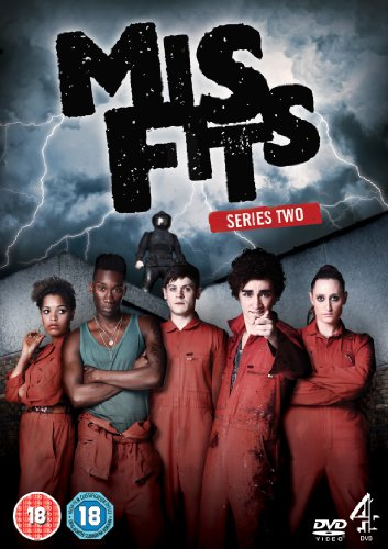 Misfits: Series 2 [DVD] from Channel 4 DVD