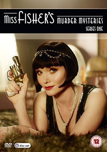 Miss Fisher's Murder Mysteries - Series One [DVD] from Acorn Media